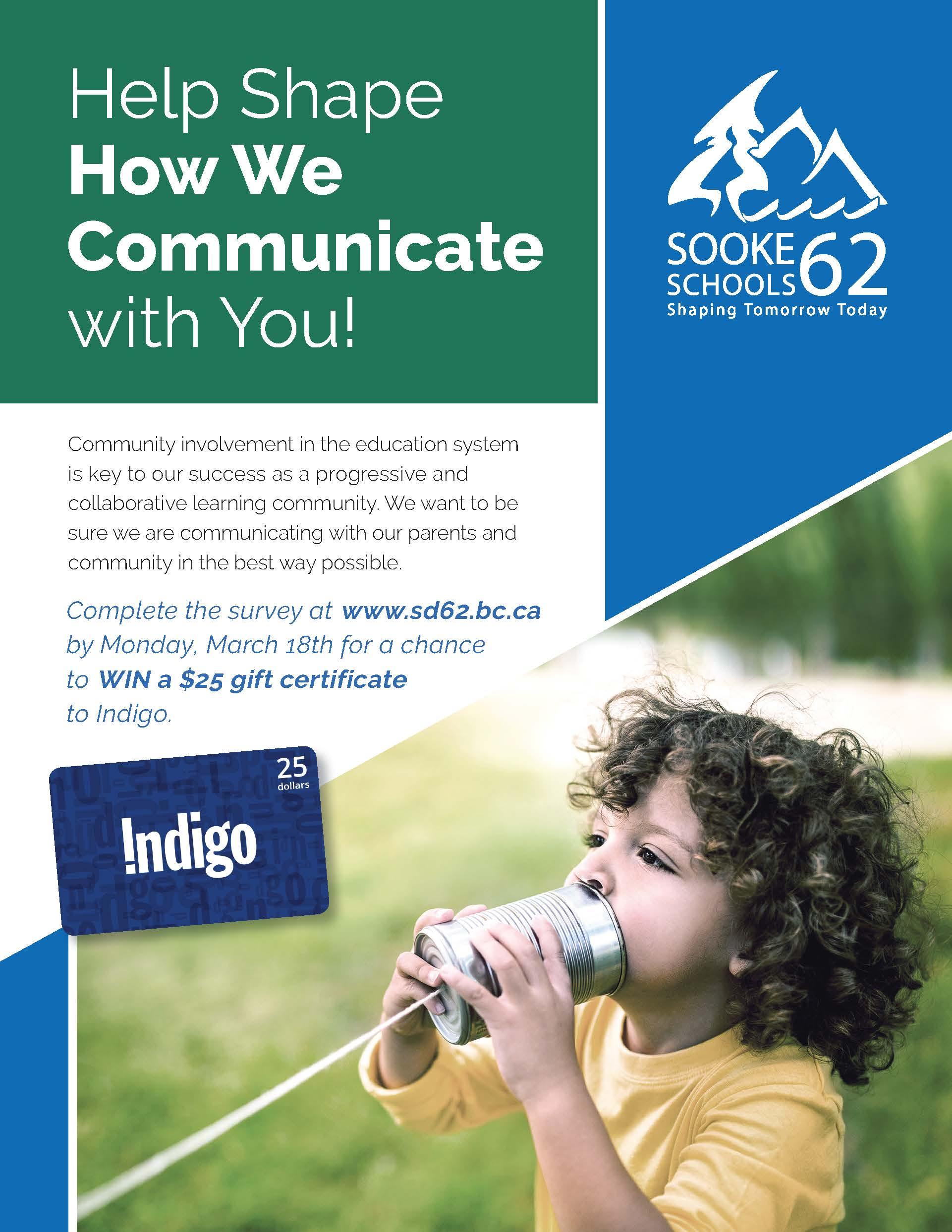 Communications Engagement Survey